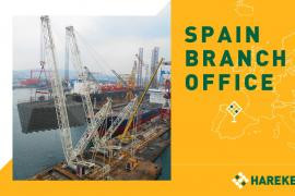 We are proud to announce the opening of our new branch at Spain!