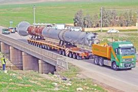 Hareket'ten Irak'ta iki ağır taşıma