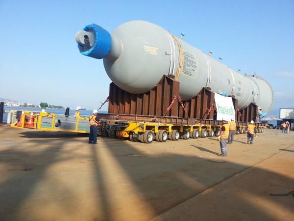 Coordinadora Tüpraş Fuel Oil Dönüşüm Projesi/İzmit