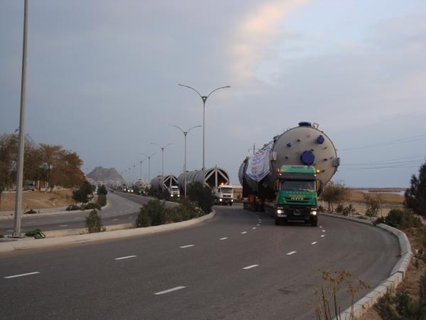 Hyundai Yoleten Projesi-2012'in ESTA Ödüllü Taşıması