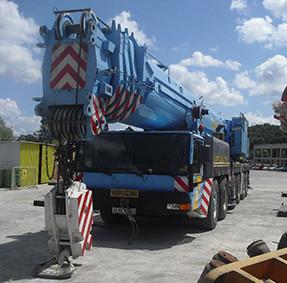 LIEBHERR LTM1300-1-300t