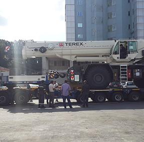 TEREX RT100-90t