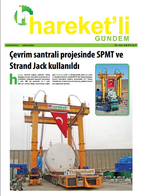 Hareket'li Gündem Magazine - ISSUE 10