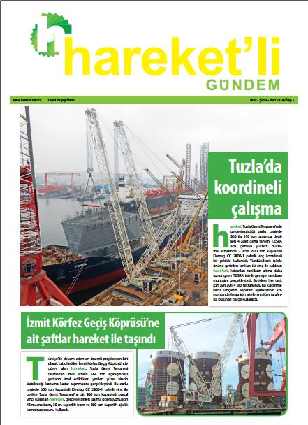Hareket'li Gündem Magazine - ISSUE 11