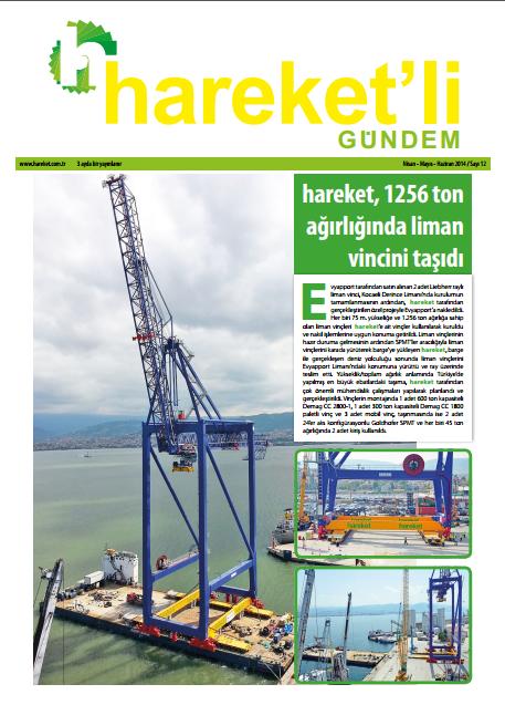 Hareket'li Gündem Magazine - ISSUE 12