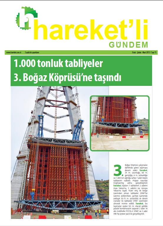 Hareket'li Gündem Magazine - ISSUE 15