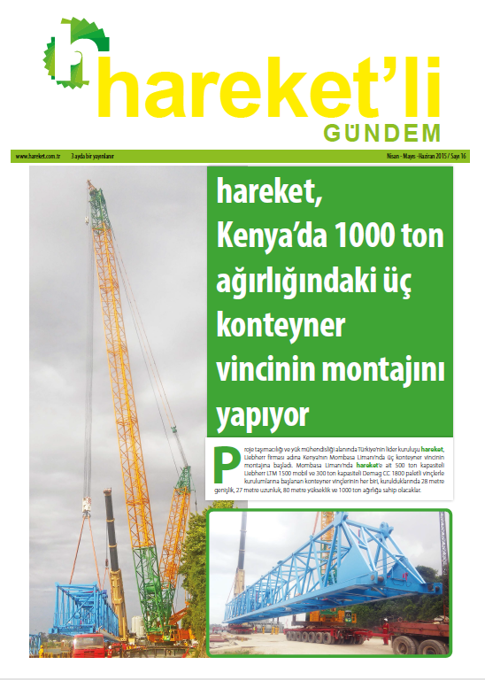 Hareket'li Gündem Magazine - ISSUE 16