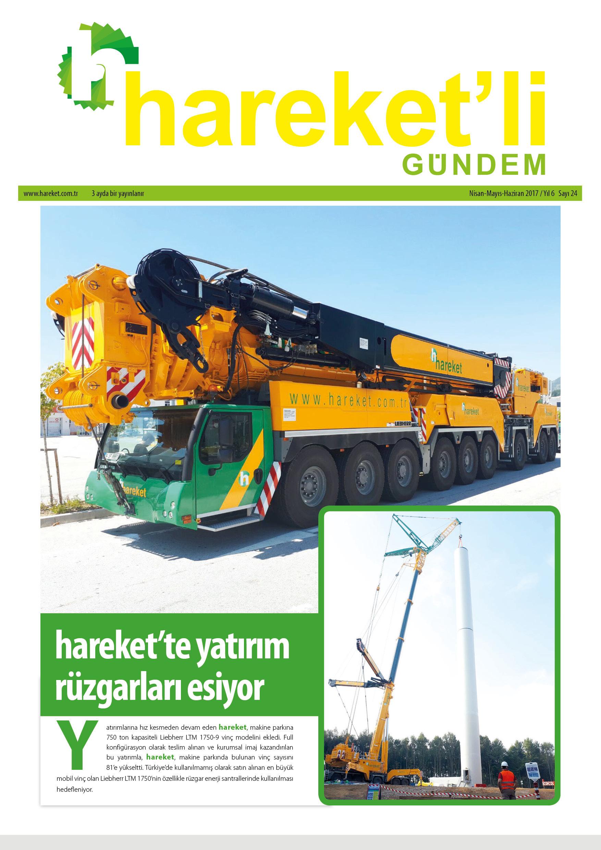 Hareket'li Gündem Magazine - ISSUE 24