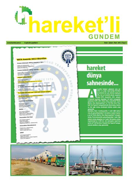 Hareket'li Gündem Magazine - ISSUE 3