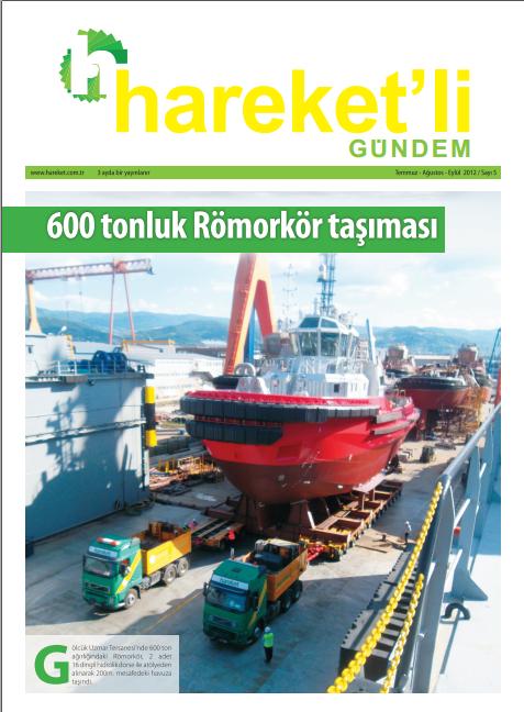 Hareket'li Gündem Magazine - ISSUE 5