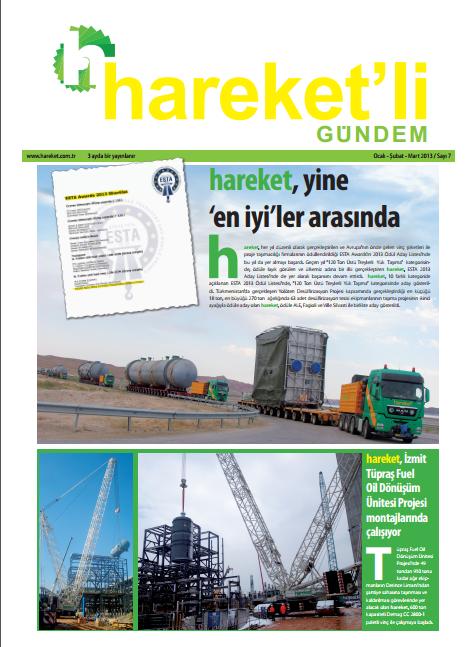 Hareket'li Gündem Magazine - ISSUE 7