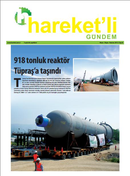 Hareket'li Gündem Magazine - ISSUE 8