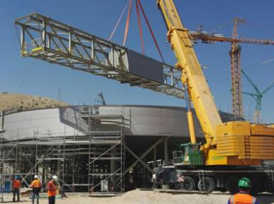 «ERZINCAN ÇÖPLER». Проект расширения сульфидного предприятия.