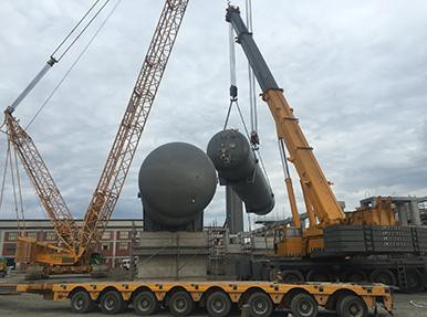 Аренда каботажного судна для перевозки оборудования из предприятия «Eti Bakır»