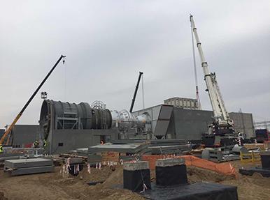 Компания «Çalık» - Проект «Mary 3» (Электростанция комбинированного цикла)