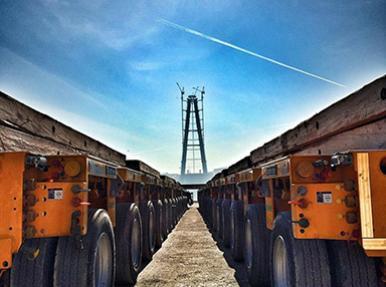 Hyundai Steel Blok Taşıma/3.Boshoros Bridge Project