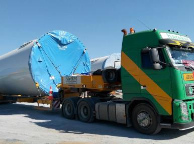 VESTAS VE LOGİSTİCS SOLUTIONS