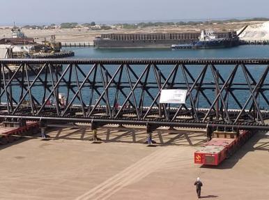 Транспортировка для оффшорной компании Eversendai в Рас-Аль-Хайме, ОАЭ