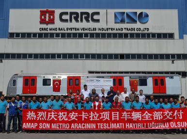 Ankara Metro Projesi