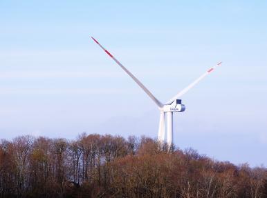 Balıkesir Şamlı Rüzgar Enerji Santrali