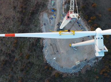 VESTAS - Çaypınar Rüzgar Enerji Santrali