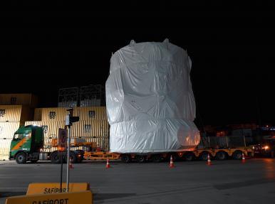 Converter tank: Türkiye'den Amerika'ya yolculuk