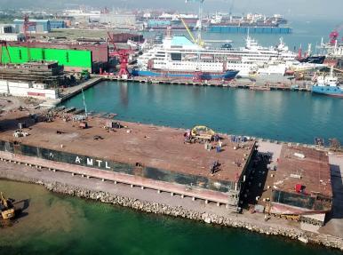 Barge Dönüşüm Projesi
