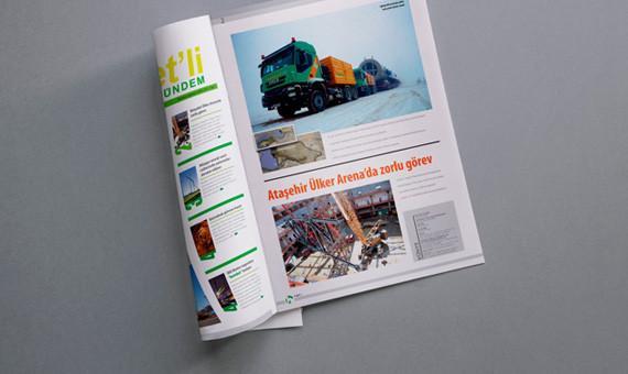 Hareket'li Gündem Dergisi