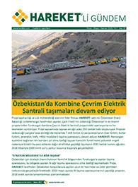 Hareket'li Gündem Magazine - ISSUE 28