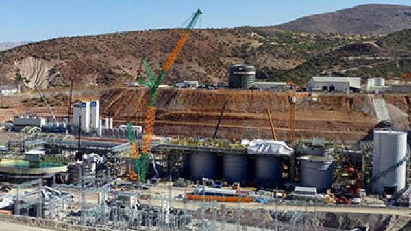 Erzincan Çöpler Projesi