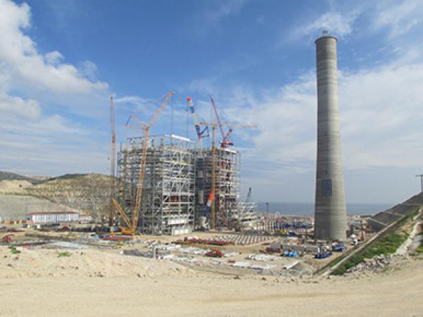 Проект «Cenal Karabiga» - Угольная электростанция мощностью 1.320 МВт (660 Мвт x 2)