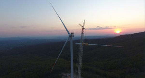 Balıkesir Şamlı Wind Farm